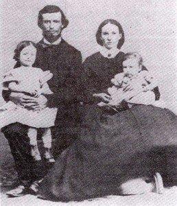 George and Sarah Hepenstal