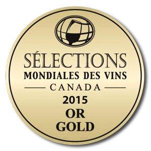 Gold Medal Sélections Modiales Des Vins